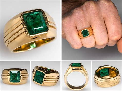 mens rings jewelinfo4u gemstones and jewellery