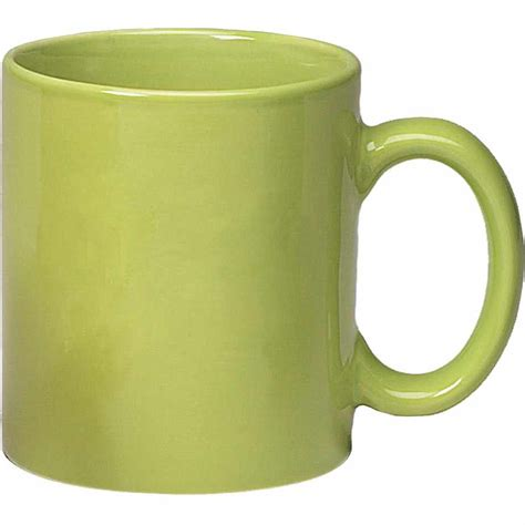 Ceramic Coffee Mugs by Colored Stoneware Mug 11 Oz Colors Custom Ceramic Mugs