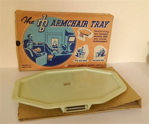 armchair trays gadgets toys retro goodies old skool department