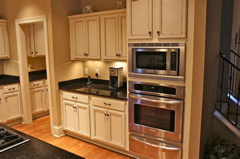 Kitchen Cabinet Finishes | painted kitchen cabinets by bella tucker decorative
