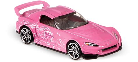 Wheels Fast Furious Series Honda S2000 Pink honda s2000 in multi fast n furious car collector