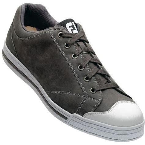 cheap footjoy spikeless street shoes bite golf shoes