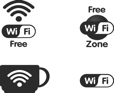 Wifi Gratis free vector graphic wifi wlan free wifi zone free
