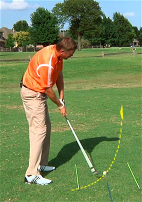 golf swing topping the ball three ways to top a golf ball begin better golf