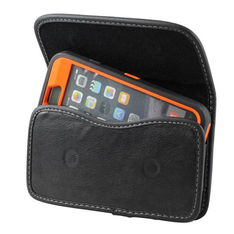 Iphone 7 47 Inc Heavy Duty Future Armor Impact Holster Stand iphone 6s plus w otterbox defender on pouch universal heavy duty belt clip ebay