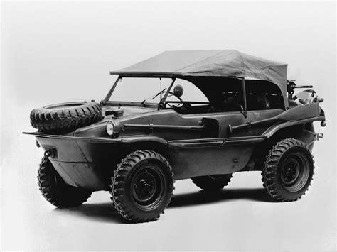 volkswagen schwimmwagen 1942 1944 vw water vehicle type 166