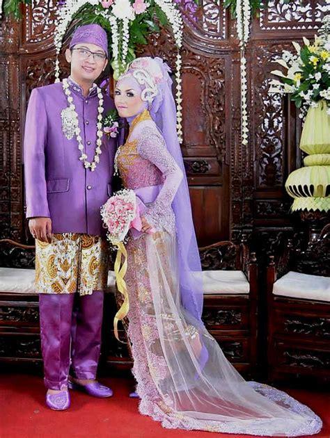 Baju Wedding Adat Jawa by Jenis Pakaian Adat Jawa Timur Pesa An Madura Model
