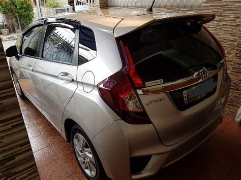 Jual Alarm Mobil Honda Jazz di jual mobil honda all new jazz gk5 type s 2015