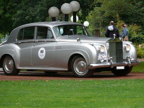 1959 Rolls Royce Silver Cloud Ii Related Infomation