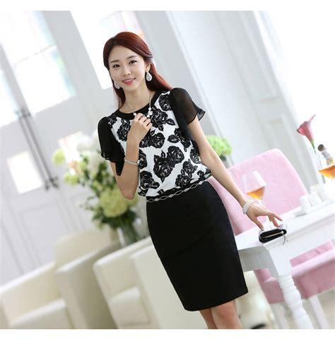 Baju Import Wanita Blouse Kode Rf 06 baju blouse wanita motif bunga model terbaru jual