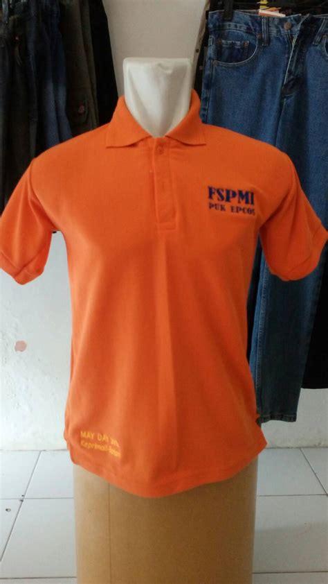 Kaos Polo Poloshirt By Modus Os jual kaos polo shirt kaos berkerah bordir alimi