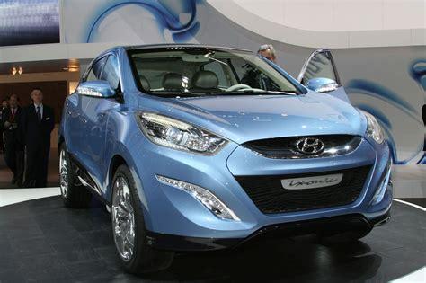 Hyundai Ix 35 by World Car Wallpapers Hyundai Ix35