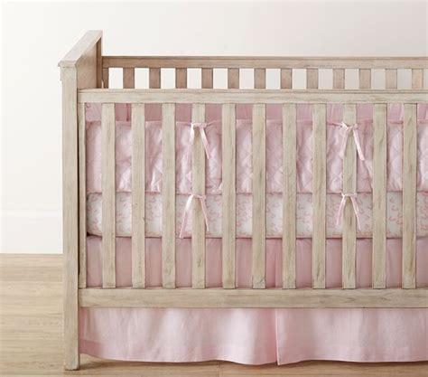 Belgian Linen Bedding Sets Belgian Flax Linen Baby Bedding Sets Pottery Barn