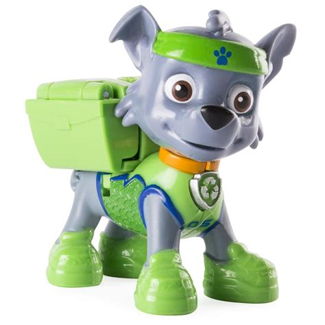 Paw Patrol Pack Pup Badge Rocky paw patrol all pack pup rocky paw patrol