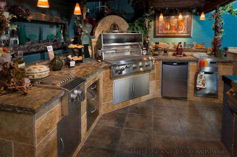 Kitchen Island Custom by Outdoor Kitchen Idea Gallery Galaxy Outdoor