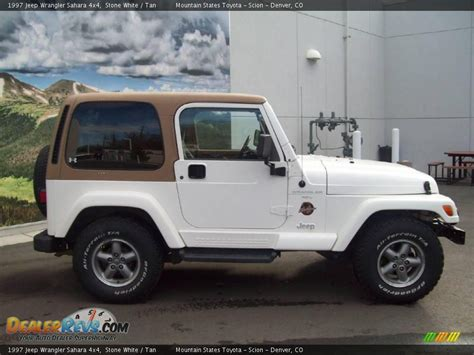 white jeep sahara tan 1997 jeep cheerokee 4 inch lift a c flat black full cage