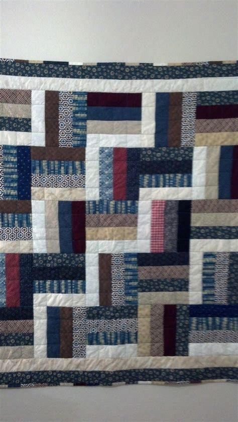 Fence Rail Quilt Pattern by Rail Fence Quilt Dan S Quilt