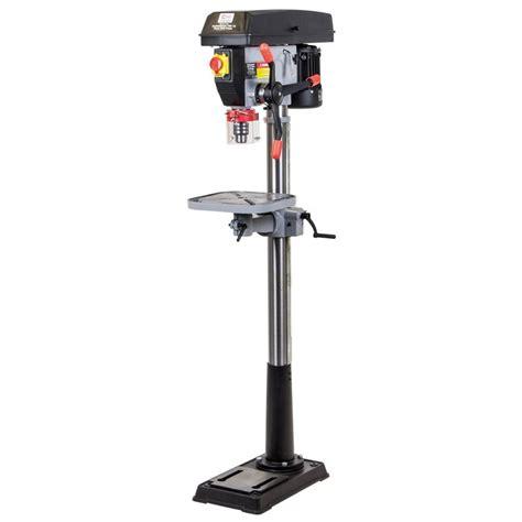 sip bench drill sip f20 16 professional floor standing pillar drill