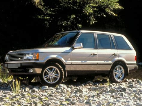 2002 land rover range rover pricing ratings reviews kelley blue book 2002 land rover range rover reviews specs and prices cars com