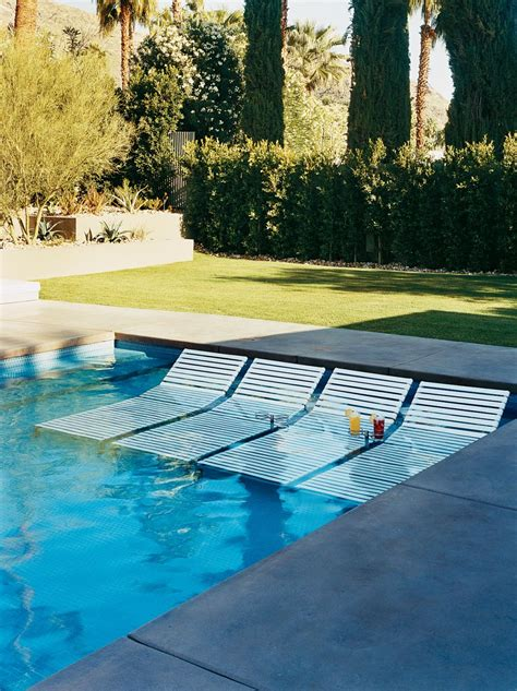 modern pool modern pool by marc ware by architectural digest ad