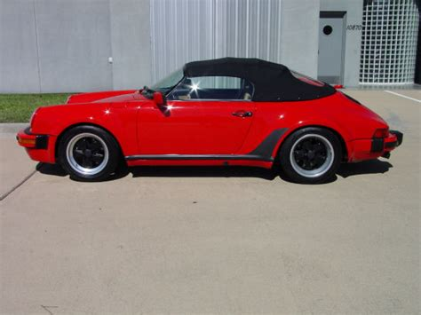 1989 porsche speedster for sale 1989 porsche speedster drivers german cars for sale blog