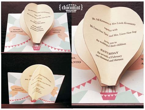 Creative Invitation | sweet chocomint it s a sweet chocomint day personalized