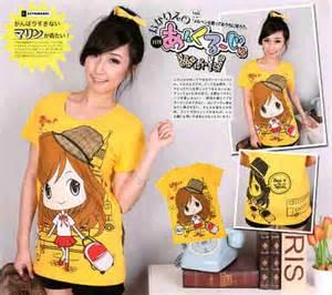 Tshirt Po Mingguan Made Top Chibi chibi t shirt hyuna rp 60 000 haneulshop