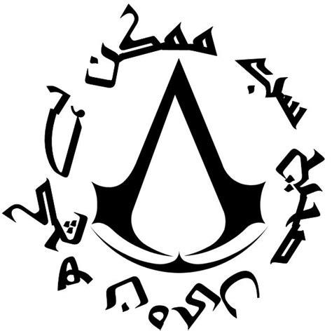 assassin logo tattoo 11 assassins creed tattoo designs