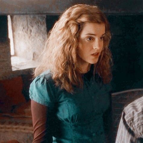 Hermione Granger Hairstyles by Hermione Watson