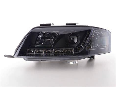 Audi T Rbeleuchtung by Tuning Shop Tagfahrlicht Scheinwerfer Daylight Audi A6