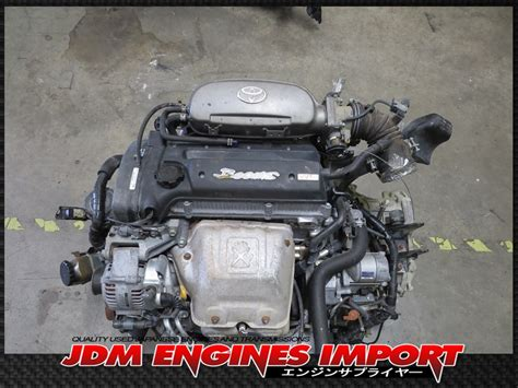 Toyota Engine Importers Jdm Toyota 3s Ge Vvti Beams Engine 2wd Automatic