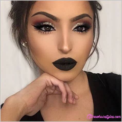 cute hair color ideas for brown eyes prom makeup for dark brown eyes mugeek vidalondon
