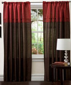 brown and black curtains 1000 images about living room on pinterest burgundy
