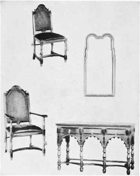 mirror influence books the baroque influence on furniture