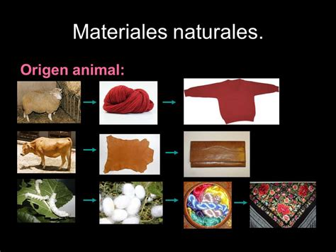 imagenes materiales naturales materiales naturales ppt descargar