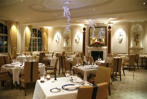 Hotel Dining Room | 10 best restaurants in london to go for thanksgiving the