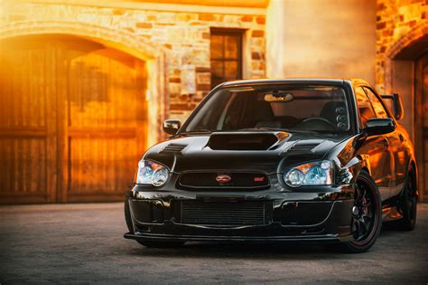 Subaru Sti Wallpaper