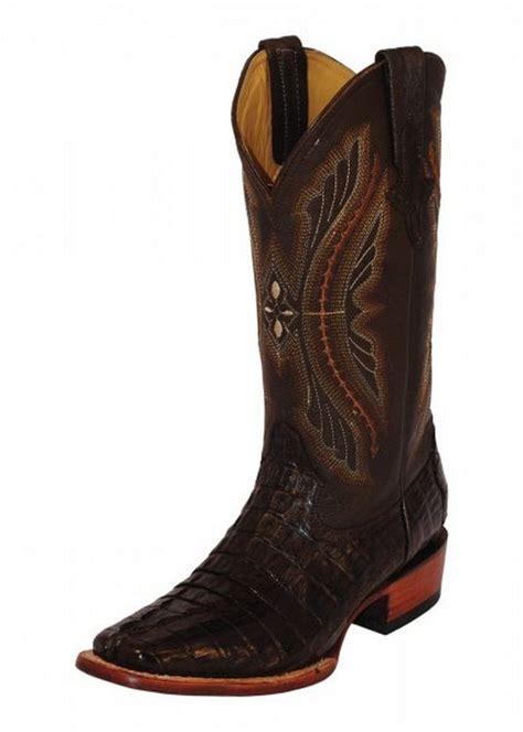 mens ferrini boots ferrini western boots mens cowboy caiman d toe black