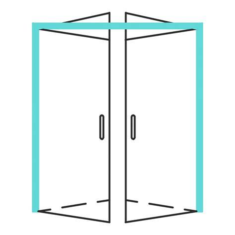 door swing types swing door frames by nordform