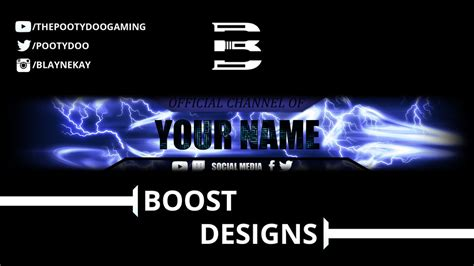 yt banner template more free yt banners damnlag twitch gaming forum