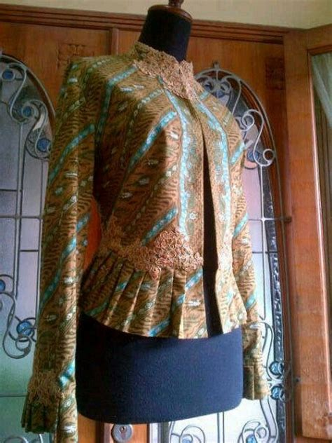 Blouse Atasan Top Valonia 17 best images about moslim style on hashtag kebaya and batik blazer
