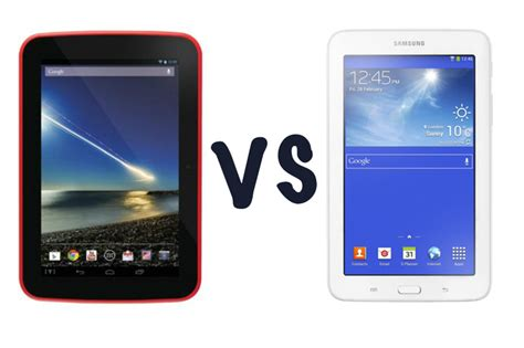 3 Vs Samsung Galaxy Tab samsung galaxy tab 3 lite vs tesco hudl quelle tablette