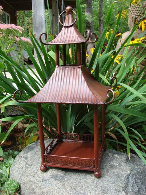 Pagoda Garden Decor Pagoda Lantern Mondus Distinction Garden Decor
