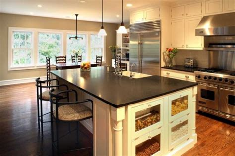 Pictures Of Kitchens With Islands Custom Made Kitchen Islands