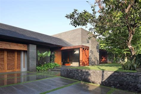 flowers in front of house modern home exteriors luxurious and elegant diminished house in south jakarta