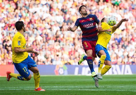 barcelona vs las palmas fc barcelona v ud las palmas la liga zimbio