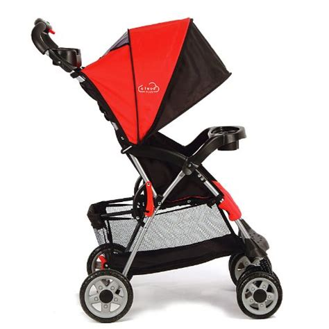 kolcraft tour sport reclining umbrella stroller kolcraft cloud plus lightweight stroller fire red new free