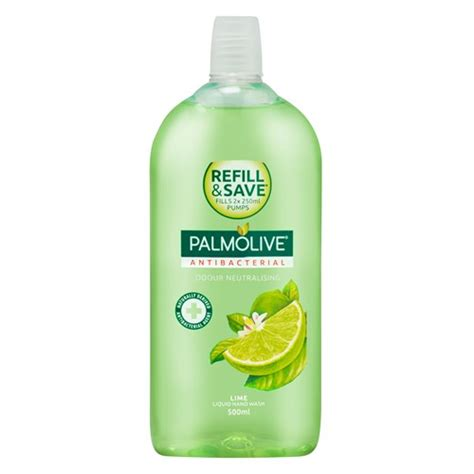lime antibacteria 1 6l buy palmolive softwash wash antibacterial lime refill