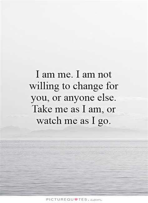I Am Not Quotes