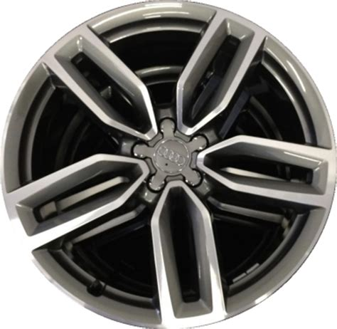 audi sq5 wheels rims wheel rim stock oem replacement